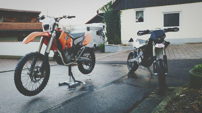 Mybikes WashDay KTM EXC450 ,HUSQVARNA 125