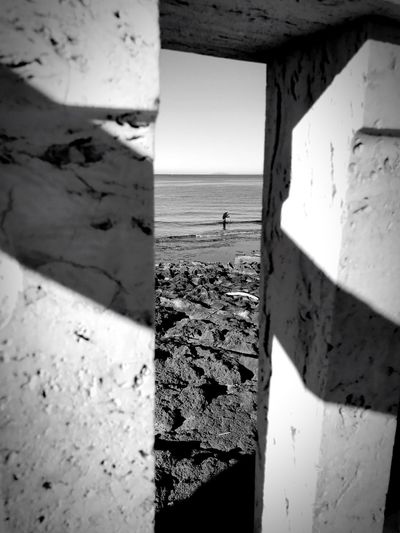 Sea Water Horizon Over Water Tranquil Scene Bnw_of_our_world Bnw Photography Monochrome Photography Bnwphotography Bnw_captures Bnw_lover Black & White Bw_collection Bws_worldwide Bwphotography BW_photography Tuscanybuzz Tuscany