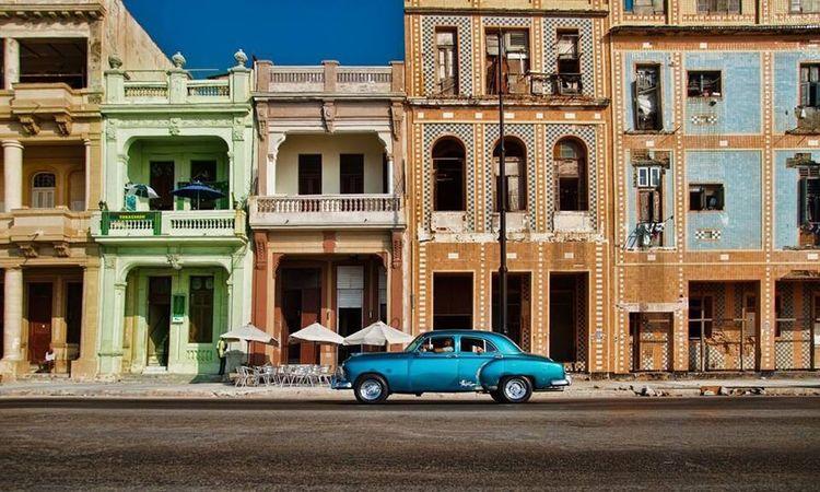 Classic Car Tunisia Tourism