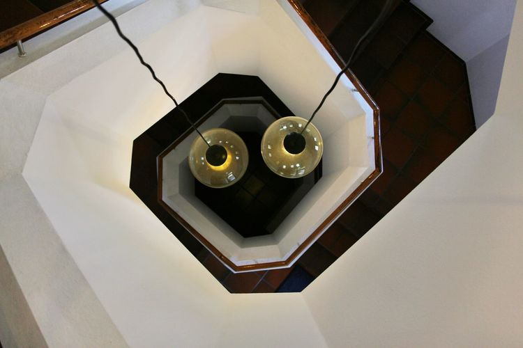Spiral Staircase Steps And Staircases Hexagon Spiral