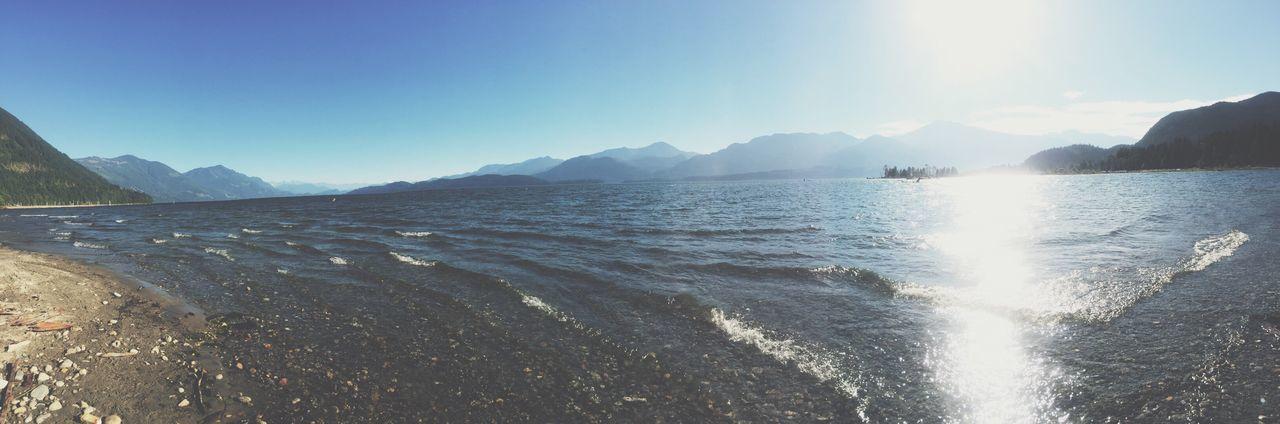Water Beach Travel Nature PNW PNWonderland British Columbia Beautifulbc Scenics HarrisonHotSprings
