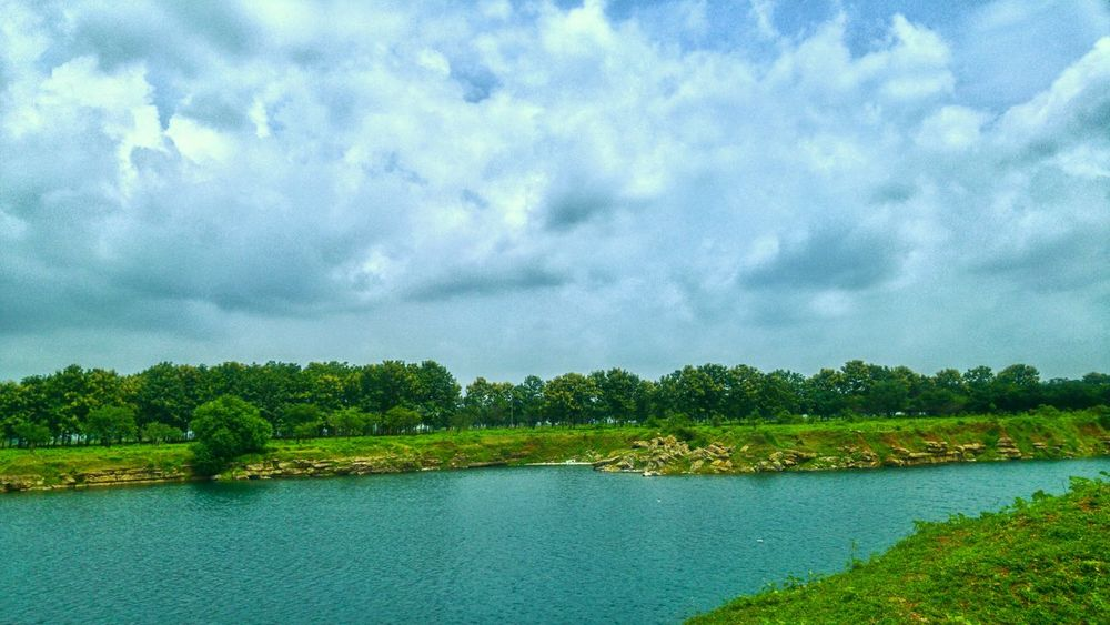 Blue Water Lake...... Scene lake Water Tranquil Scene Tree Scenics Sky Cloud - Sky Lake Nature Beauty In Nature Waterfront Cloudy Blue Tranquility Growth Day Green Color Calm Outdoors Non-urban Scene Remote Natural Beauty! LG G4📱 Natural Beauty