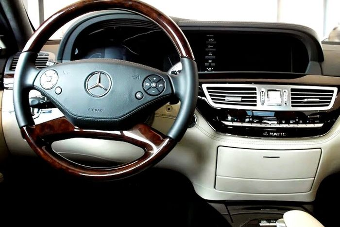Mercedes Benz S500 AMG My Own Daughter ♥