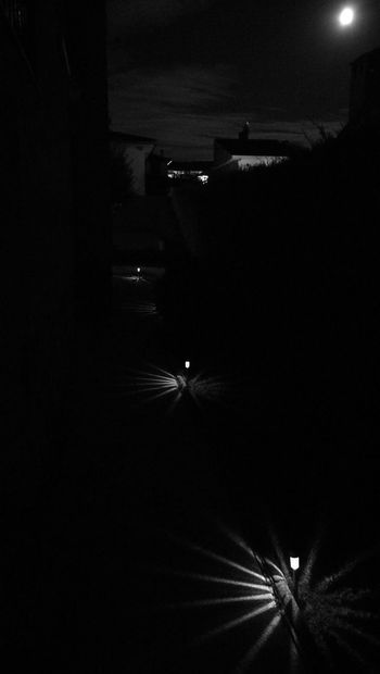Camino de luces