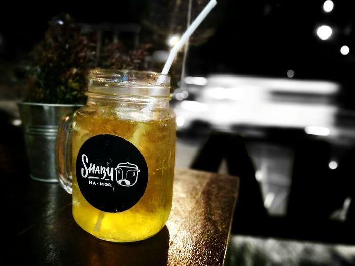 Beverage Cold Beverages Jar Yellow Delicious Fresh Freshy Stew Chrysanthemum Sweet Chinese Food