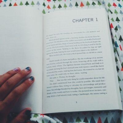 86/365 | Starting a new book. 365grateful BookLove