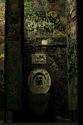 Taking PhotosOur Best PicsThe Place To Be Nice Place Graffiti Art Tags & Bombs Toilette Art Toilette Canon550D 50mm F1.8 Schwerte Rattenloch 2016 Club Wall Painting Wall Art Vandalism Art, Drawing, Creativity Trashart Nice Atmosphere