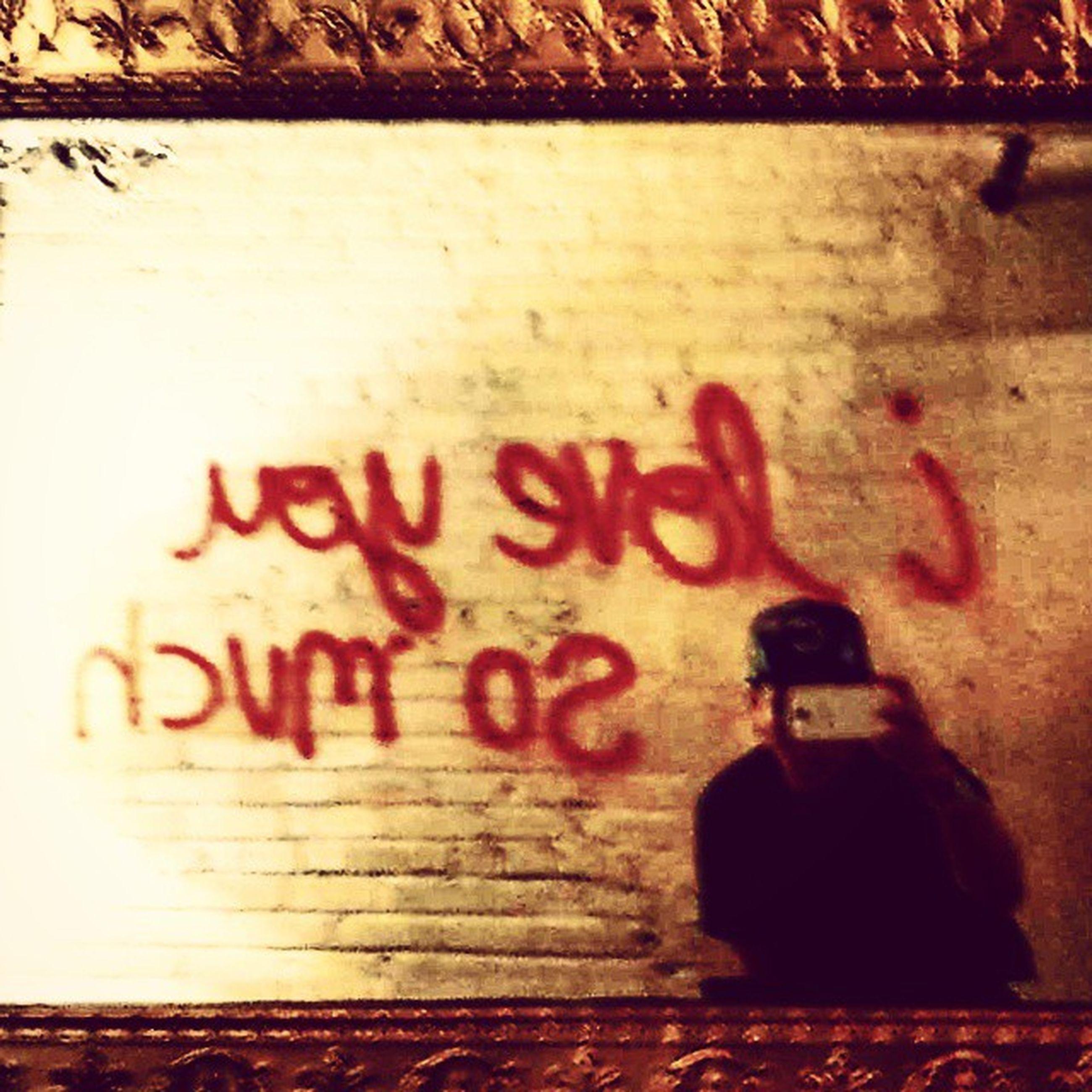 I love you so much. Denver Punchbowlsocial Graffiti | EyeEm
