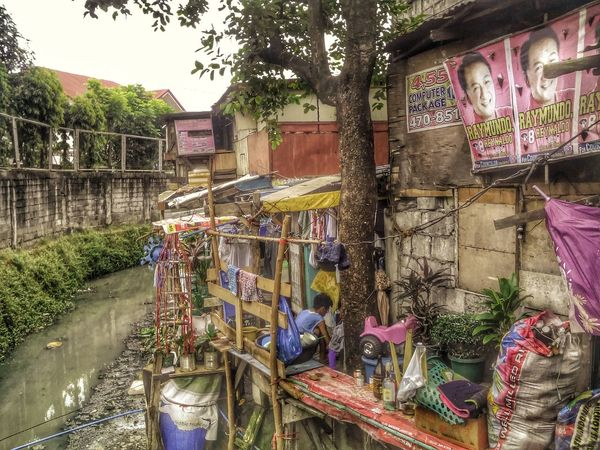 Creek View; Eyeem Philippines Streetcolour Streetphotography Photojournalism