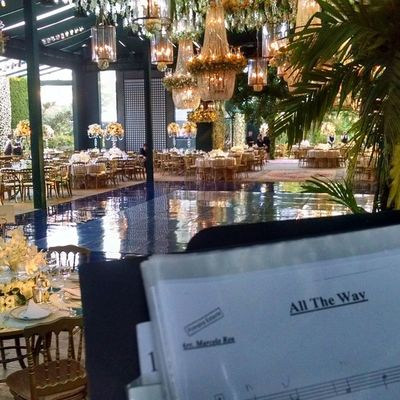 Samysband Casamento Party Wedding marriage marriage band livesound show music stage soundengineer orchestra