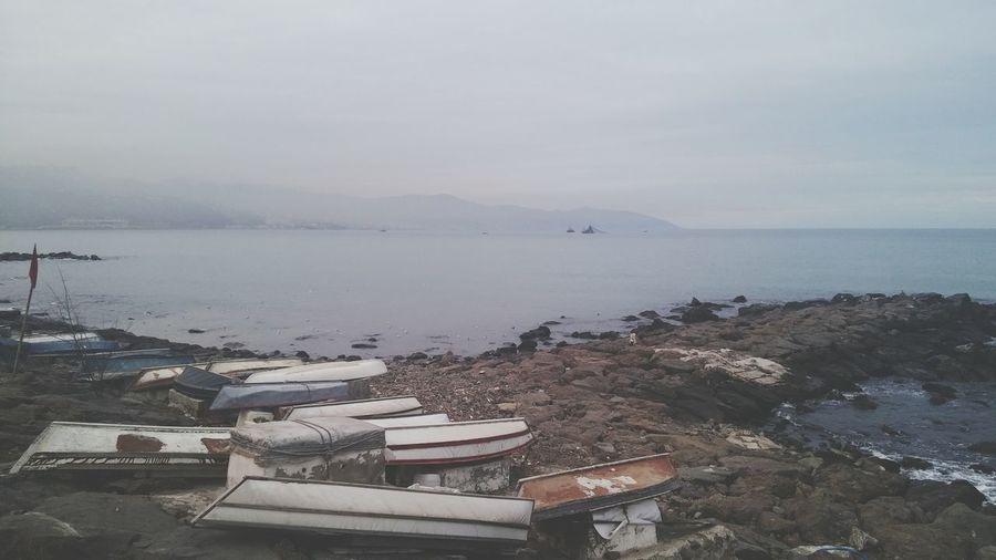 Karadeniz Trabzon Deniz Kayık