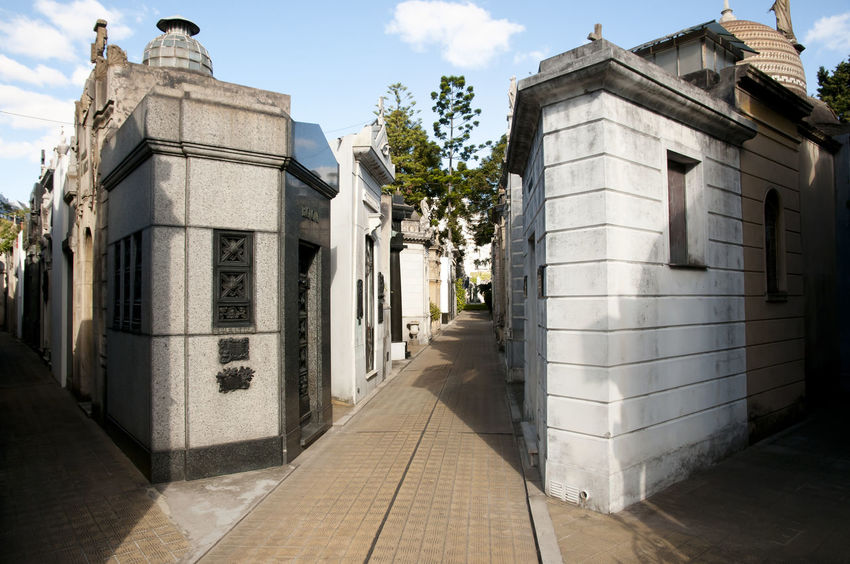 Recoleta Cemetary Buenos Aires Grave Architecture Argentina Cemetary Graveyard Masoleum Recoleta Cemetery South America