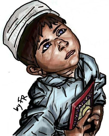 Oh my allah,please save all muslims in this world. SavePalestina SaveGaza Art Digitalart  FR Muslims Kids
