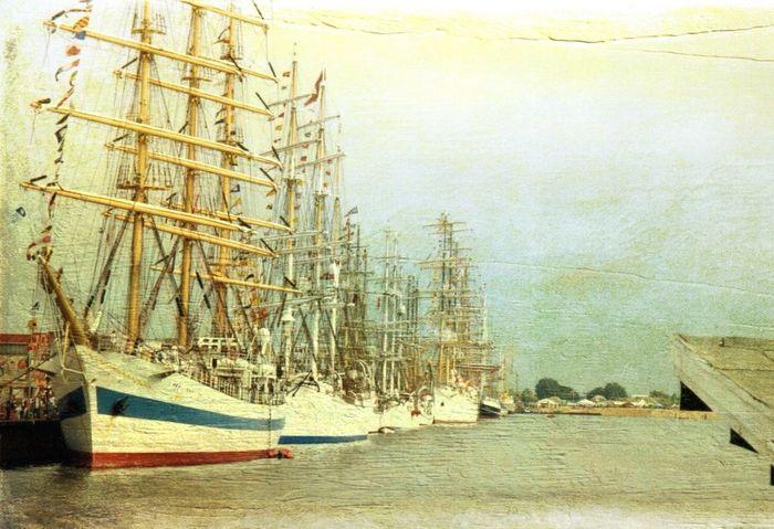 Effects Sailing Ship Be Amazing