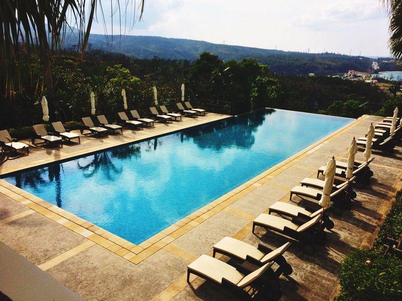 Okinawa Resort Hotel Pool Love ♥