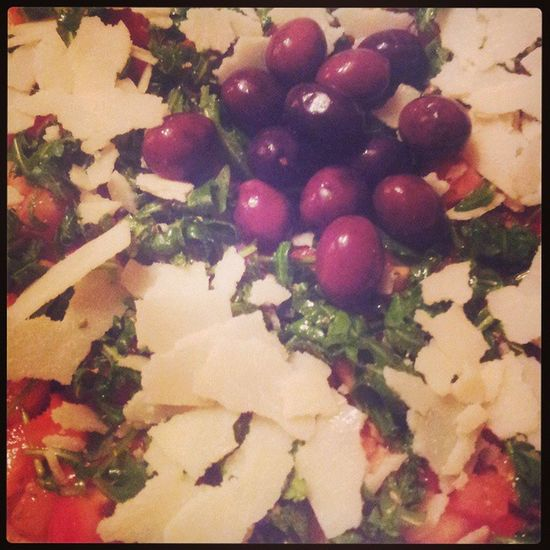 Best pizza ever! Pizza Bruscetta