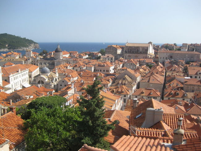 Cityscape Croatia Dubrovnik Residential District Roof Roof Tile Rooftop Rooftops Roof Tiles Rooftop View  Dubrovnik Old Town Dubrovnik - Croatia❤ Dubrovnik, Croatia