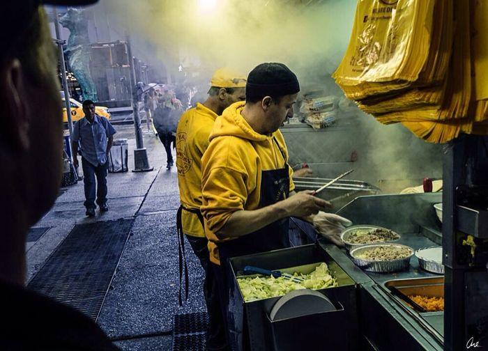Street Photography Streetphotography Food Moma N.Y.