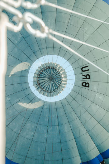 Low Angle View Ceiling Built Structure Indoors  Architecture No People Pattern Dome Day Shape Geometric Shape Glass - Material Circle Design Text Building Tile Flooring Cupola Directly Below