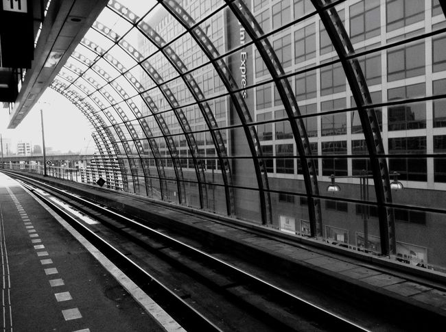 Train station Commuting Subway