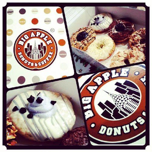 Donut Bigapple Nyummy