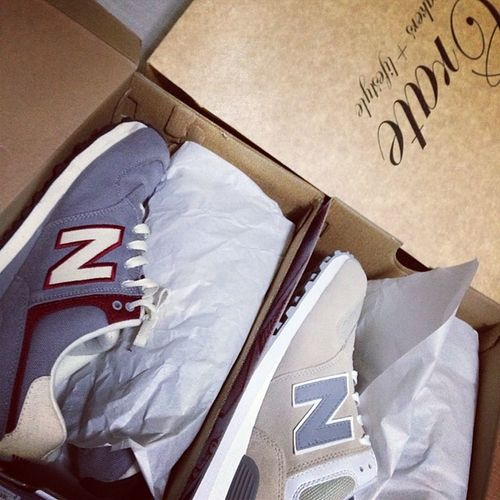 Check This Out Hello World NewBalance