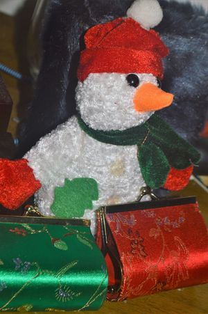 Art And Craft Celebration Christmas Close-up Cold Temperature Creativity Holiday Human Representation Indoors  Male Likeness No People Red Representation Snow Stuffed Toy Toy Winter