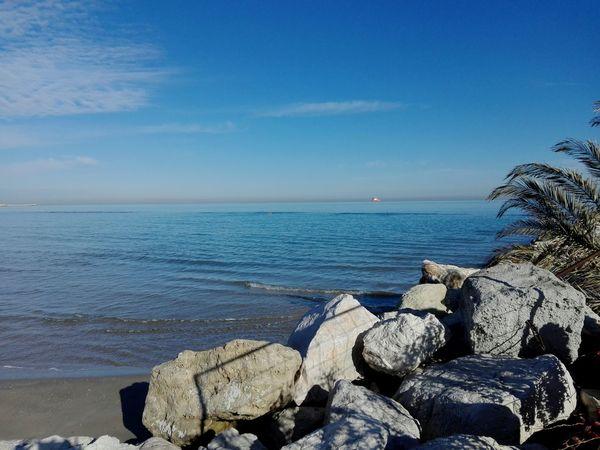 #serenity  #emotions #peace #photography #sea Sea Beach Nature Tranquility Scenics