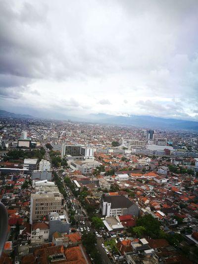 City Cityscape Architecture Bandungcity