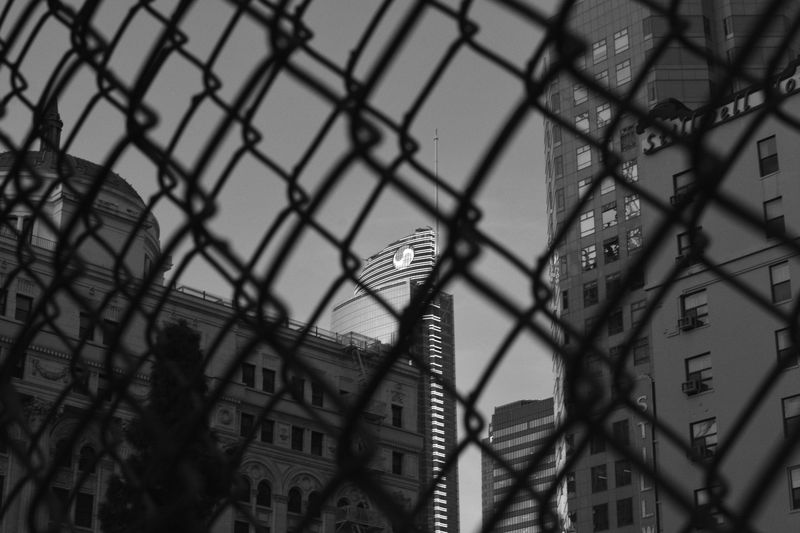 Sport Low Angle View Architecture Best EyeEm Shot Bnw_photography This Week On Eyeem Taking Photos Walking Around Streetphotography Streetphoto_bw Streetphoto Photography Los Angeles Downtown L.A In Bnw
