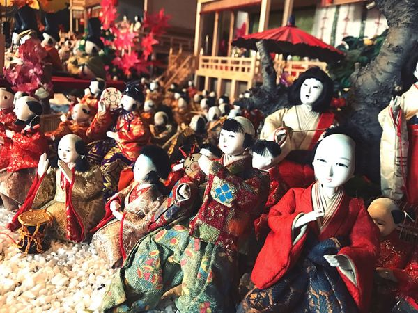 Japan Close-up No People Day Indoors  雛祭り
