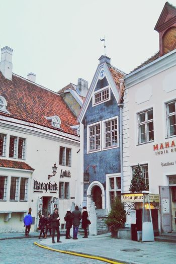 Fairytale  Magic Place Streetphoto_color Hello World Tallinn Old Town Estonia Enjoying Life Vintage Shopping Goodtime Taking Photos Photography