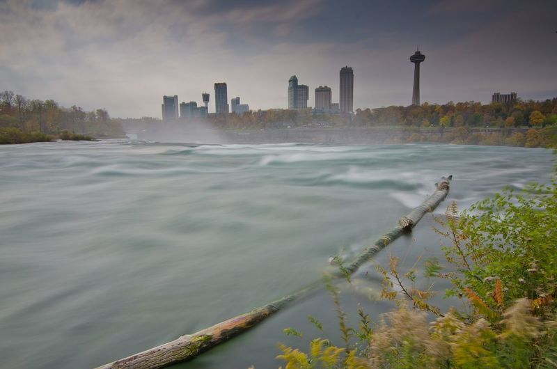 Niagara without