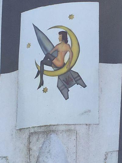 V2 Peenemünde A4 Rocket Iconic Frau Im Mond Aggregat4