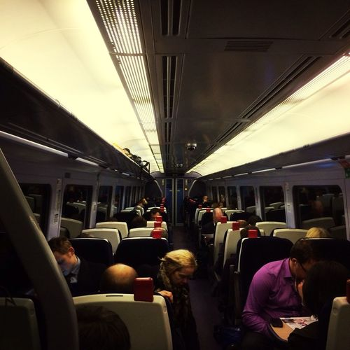 Fun times on the 6.45 to Bristol... Wait! What? Where? Commuting Train Cancelled Plans Ruined
