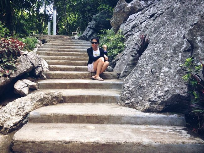 1000steps Selfie ✌ Goal Achievement Exquisite Stairs Greatview Ios Photography PhonePhotography IPhoneography Iphoneonly Relaxing Enjoying The Sun ThatsMe