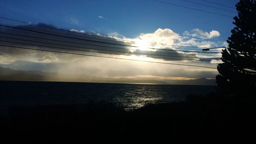 Amanecer en el lago Nahuel Huapi Sky Cloud - Sky Water Sunset Nature Beauty In Nature Scenics - Nature