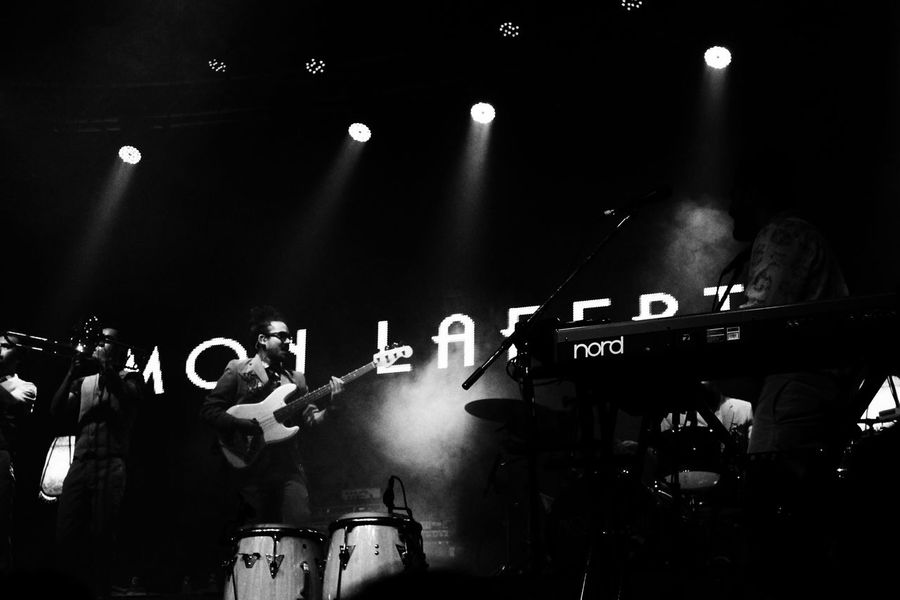 Mon Laferte x #AmárrameTour #band #buenosAires #Concert #concert_photography #girl #mexico #monlaferte #music #Show #woman #womanportrait Night Real People