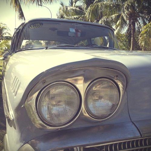 Cuba Oldschoolcar Sweetride