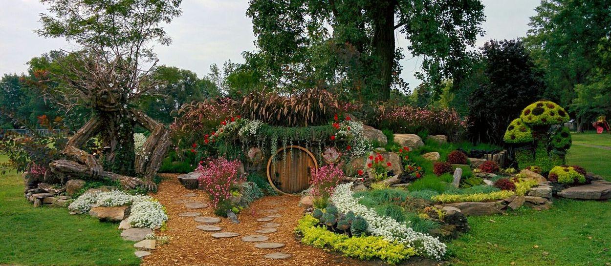 My own creation! My Work Beautiful Garden Garden Art Creative World Make It Yourself