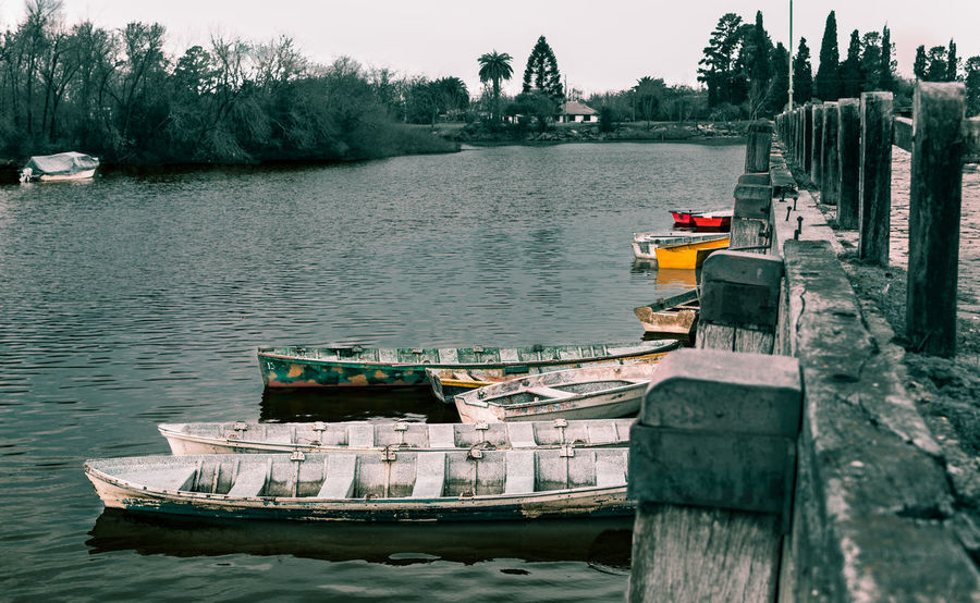 Gualeguaychu Abandoned Argentina Day Lake Mode Of Transportation Moored Nature Nautical Vessel No People Outdoors Plant Ship Sky Transportation Travel Travel Destinations Tree Water Wood - Material The Great Outdoors - 2018 EyeEm Awards The Traveler - 2018 EyeEm Awards The Creative - 2018 EyeEm Awards The Street Photographer - 2018 EyeEm Awards The Still Life Photographer - 2018 EyeEm Awards