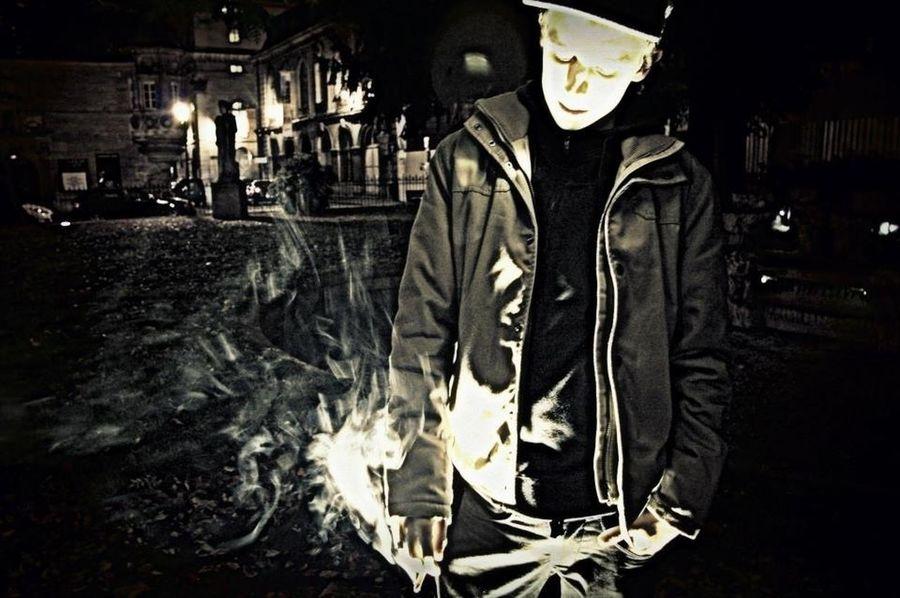 Smoking Weed Light Smoke