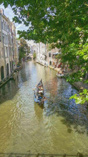 A Little Bit Of Venice Water Nautical Vessel Architecture Transportation Built Structure Mode Of Transport Canal On The Move Travel Travel Destinations Tourism