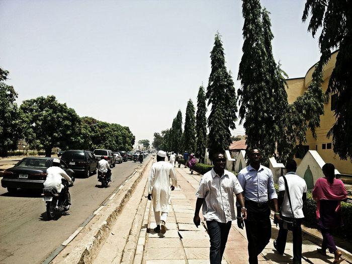School Flow University Campus Walking By StreetsWithPeople
