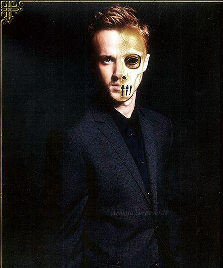 Tom Felton Draco Malfoy Death Eater