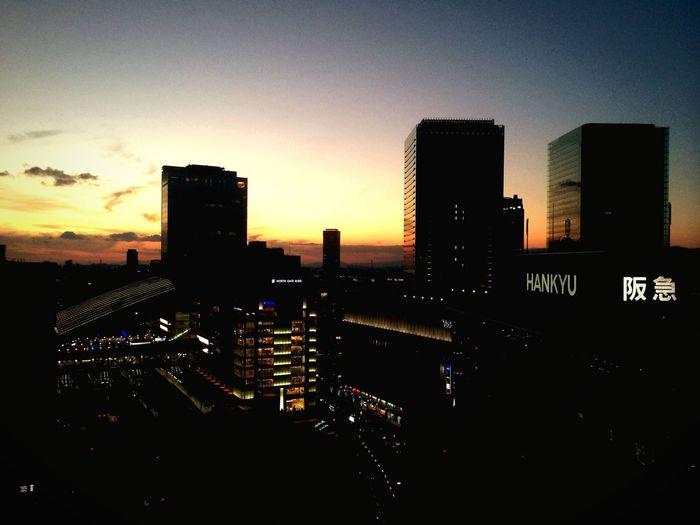 OSAKA Sunset Station