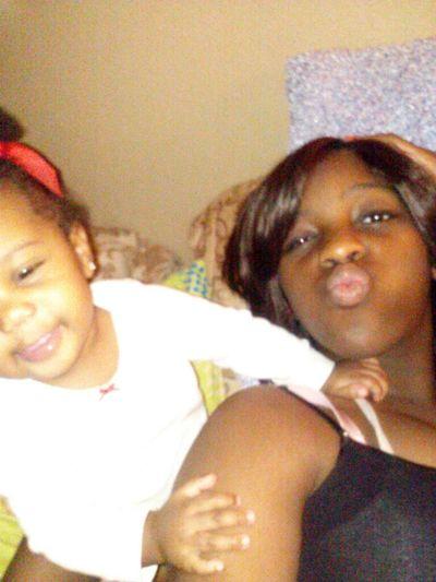 Me & this lil bad childdd .