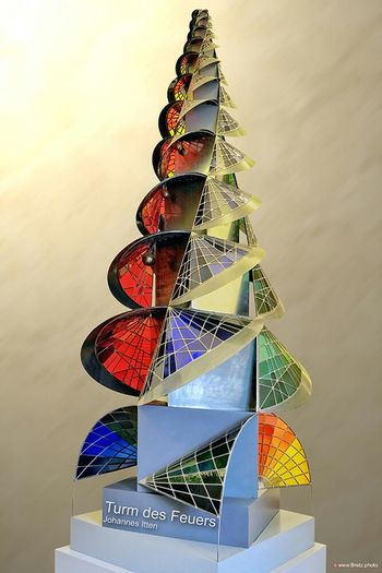 Turm des Feuers Kunst Art ArtWork Glas Glass Bauhaus Museum Panasonicgx7 Lumix Gx7 Leica D Summilux 15 Mm
