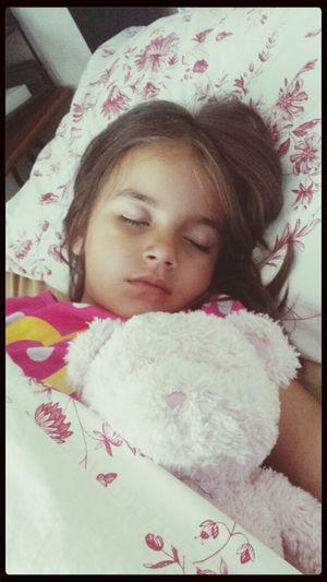Mi bella durmiente <3