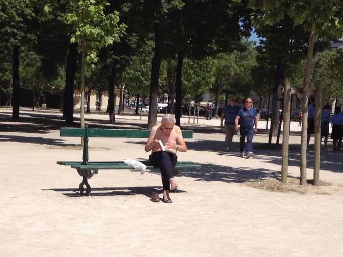 Paris-plage !!